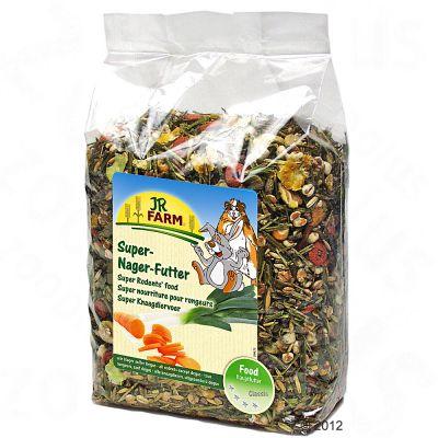 JR Farm Super pour rongeur et lapin - 2 x 15 kg