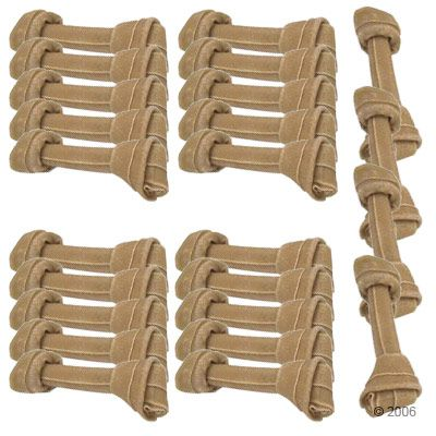 Trixie Chew Knots Super Value Pack - 24 x 250 g (38 cm)