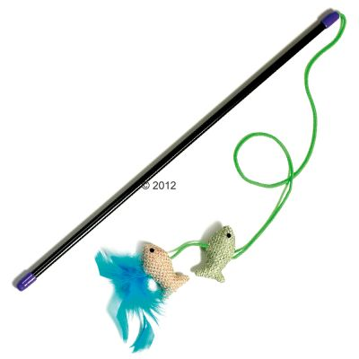 Cat Pole Egypt Fish - 3 pack
