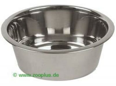 Trixie Stainless Steel Bowl for Stands - 4.5l / Ø 28 cm