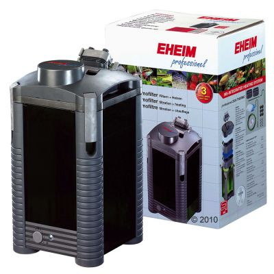 Eheim Professionel 2324External Filter with Heater and Media - 2324 Fresh Water