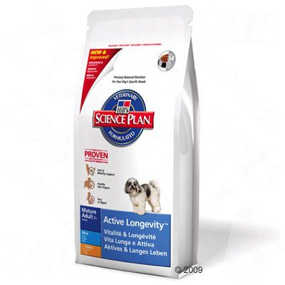Hill´s Canine Mature Adult Senior Mini Hundefutter - 3 kg