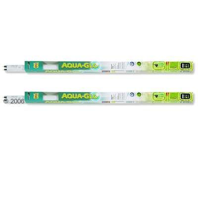 Hagen Aqua Glo T8 Fluorescent Aquarium Lamp DUO - Double Pack: 2 x 30 Watt