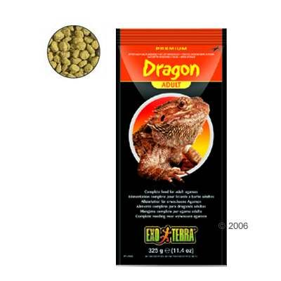 Hagen Exo Terra Dragon Adult Reptile Food - 325 g