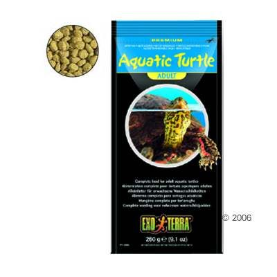 Aliment pour tortues Hagen Exo Terra Aquatic Turtle Adult- 300 g
