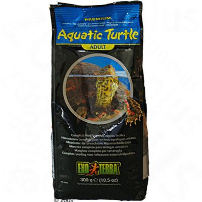 Hagen Exo Terra Aquatic Turtle Food (Adult) - 300 g