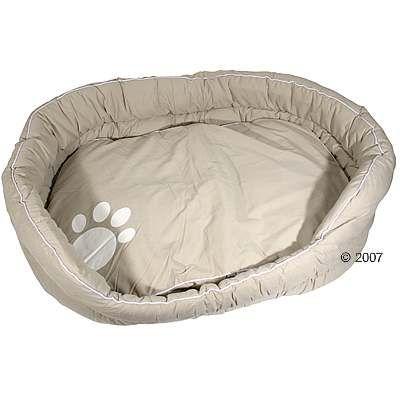 Dog Bed Cozy Sandy - Size: 80 x 60 x 27 cm (L x W x H)