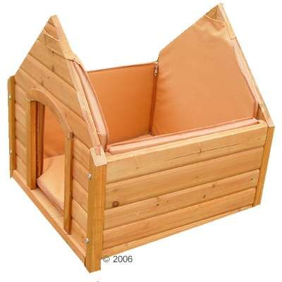 Insulation for Pointed Roof Dog Kennel Natura - 67 x 60 x 56cm (L x W x H) for Size Medium