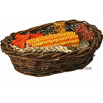 JR Farm Small Pet Basket 1 Basket