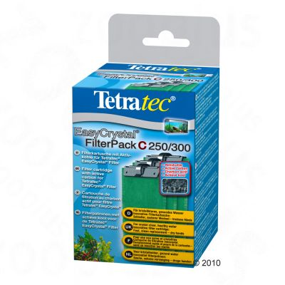 Cartouche filtrante Tetra EasyCrystal FilterPack C 250/300- FilterPack C 250/300
