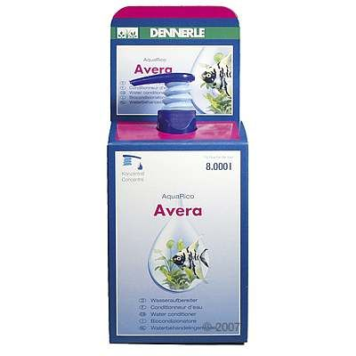 Dennerle Avera water conditioner - 100 ml for 3.200 Liter Aquarium water