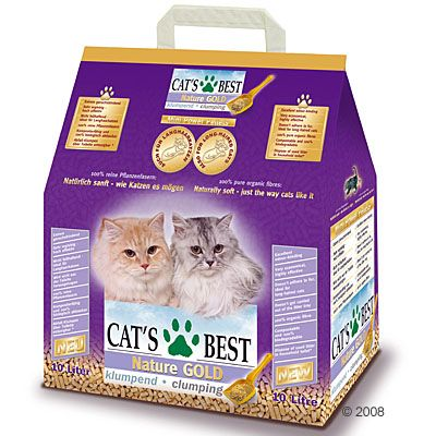 Cat's Best Nature Gold - 10 l