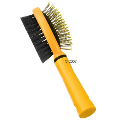 Brosse double Perfect Care- L 17 cm