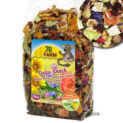 JR Farm Friandises pour octodon - 3 x 250 g
