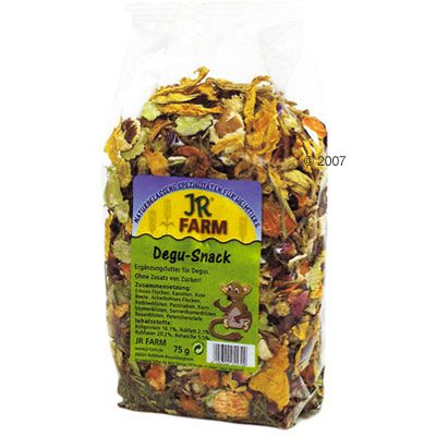 JR Farm Degu Snack - 250 g