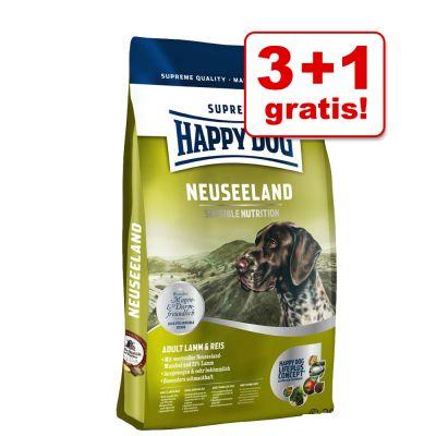 Hundefutter trocken - Happy Dog Supreme - 3 + 1 kg gratis! 4 kg Happy Dog Supreme - Africa