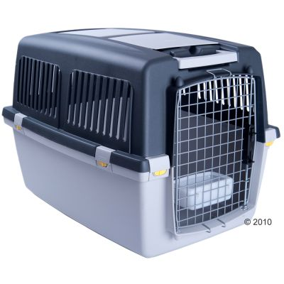 Trixie Dog Kennel Gulliver - Size 7 104 x 73 x 75 cm (LxWxH) (price includes bul