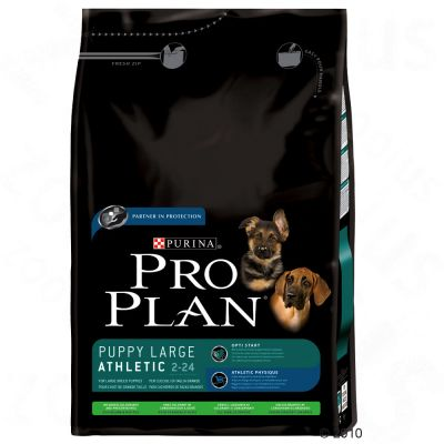 Pro Plan Puppy Large Athletic Lamm & Reis Hundefutter - Sparpaket 2 x 14 kg