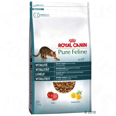 Royal Canin Pure Feline No.3 Vitality - 300 g