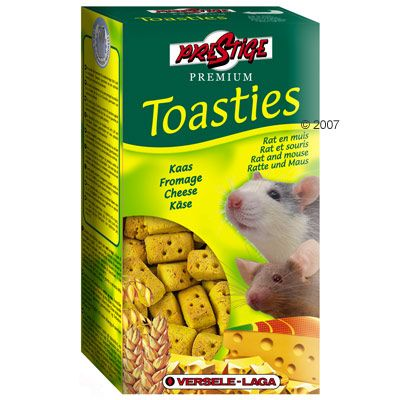 Prestige Toasties for Rats & Mice - 2 x 150 g