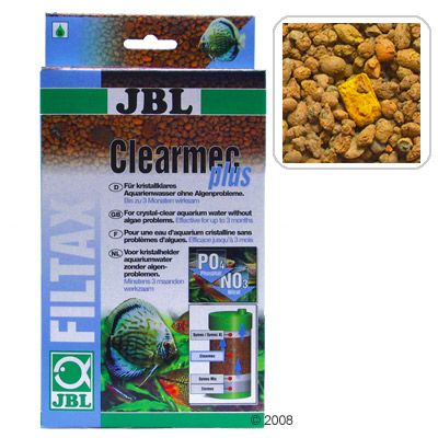 JBL ClearMec plus - 600 ml (2 x 0.3 l)
