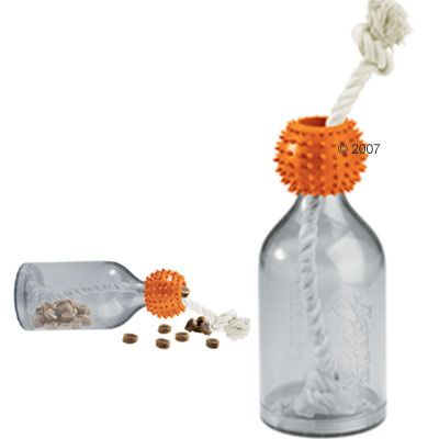 Hunter Dog Toy Snack Bottle - 21 cm