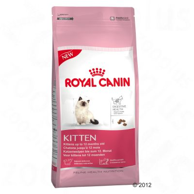 Royal Canin Kitten - Digestive Health - 4kg