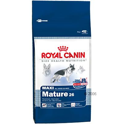Royal Canin Maxi Mature - Economy Pack 2 x 15 kg