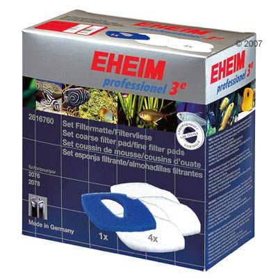 EHEIM Filter Kit for professional 3 2076 and 2078 - 1 Set