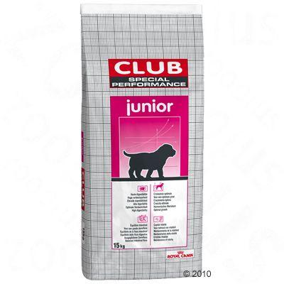 Royal Canin Club Junior - Optimal Digestion - Economy Pack: 2 x 15kg