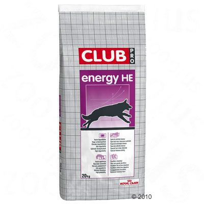 Royal Canin Special Club Pro Energy HE - Economy Pack: 2 x 20 kg