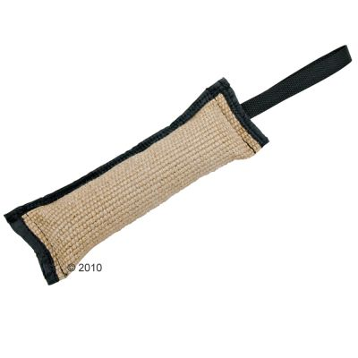 Trixie Jute Training Dummy with hand grip - 30 x 5cm