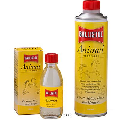 Ballistol Animal Cleaning Lotion - Volume 100ml