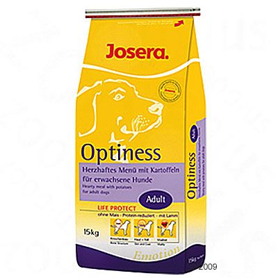 Josera Emotion Optiness – Sparpaket 2 x 15 kg