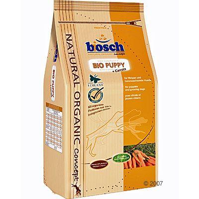 Bosch Organic Puppy - 11.5 kg