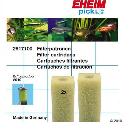 Cartouches filtrantes en mousse Eheim- pour modèle 2006