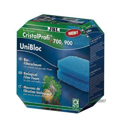 Cartouche de mousse JBL UniBloc pour Cristal Profi série e- pour modèle e1500
