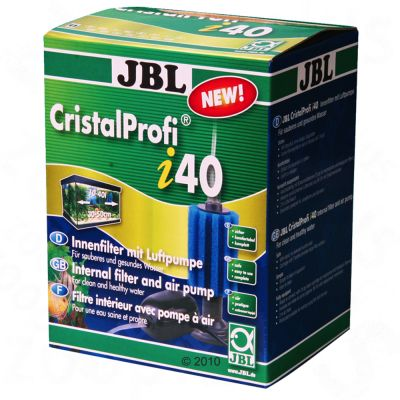 Pets JBL CristalProfi i40 Internal Filter - i40 (TekAir with air pump)