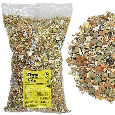 Mascotas - Tima cereales para ratas Rattima - - 2,5 kg