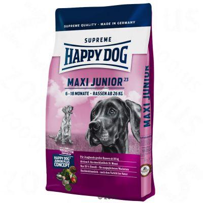 Happy Dog Supreme Maxi Junior GR 23 - 15 kg