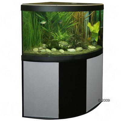 fluval aquarium eck kombination venezia 190 naturhell. Black Bedroom Furniture Sets. Home Design Ideas