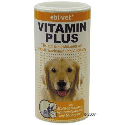 EBI-Vet Vitamin Plus Tabs - 150 g