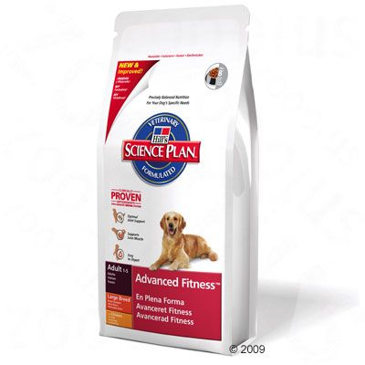 Hill´s Canine Adult Large Breed Huhn Hundefutter - 3 kg