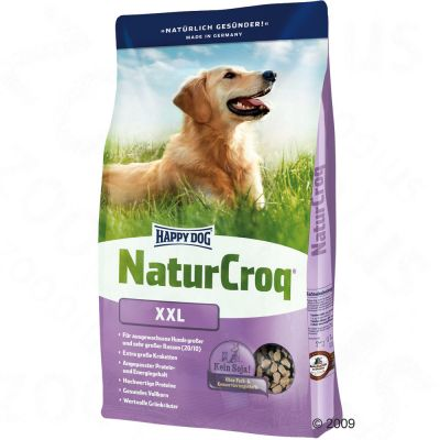 Happy Dog Natur-Croq XXL – 15 kg