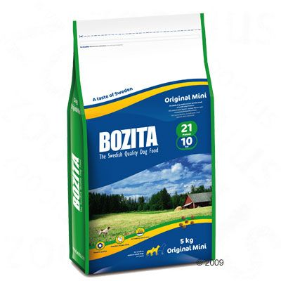 Bozita Original Mini 21/10 - Economy Pack: 3 x 5kg