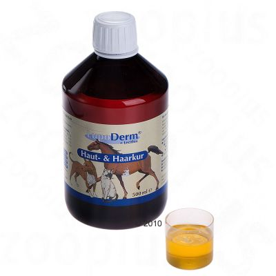 Lupoderm skin and coat treatment - 500 ml