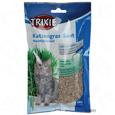 Cat Grass Multipack - 3 x 100g