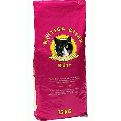 Bozita Katty Cat Food with Meat - 15 kg