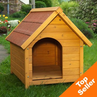 Dog Kennel Spike Standard - M: 88 x 65 x 76cm (L x W x H)