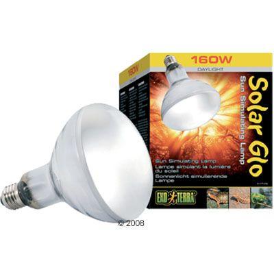 Ampoule lumière du soleil Solar Glo Hagen Exo-Terra- 125 Watt
